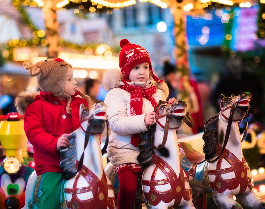 Feria Navidad niños