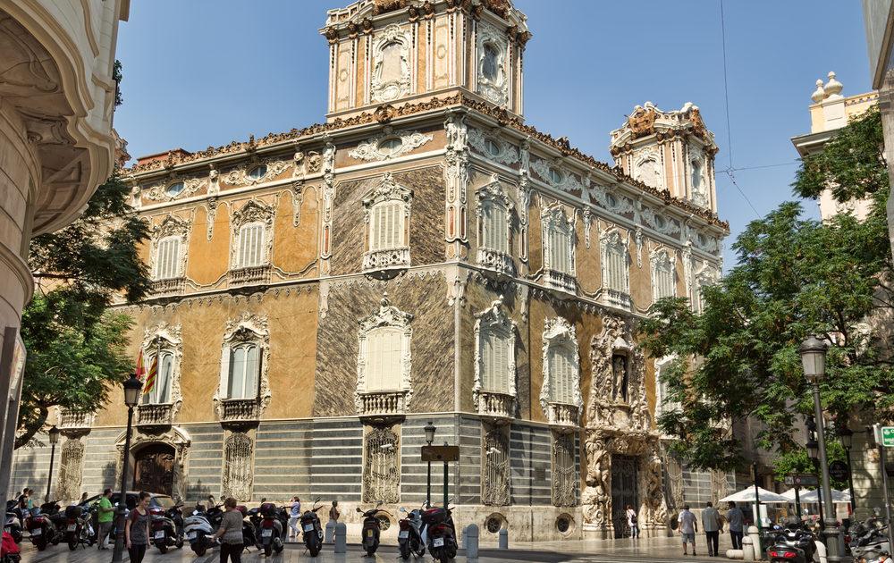 Edificios Valencia